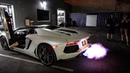 DROVE 21 HOURS FOR WORLDS LOUDEST LAMBORGHINI! *STRAIGHT PIPED AVENTADOR V12*