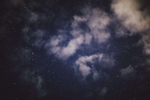 Вытащи меня из дома, с одеялком, в ясную ночь и мы будем считать падаю