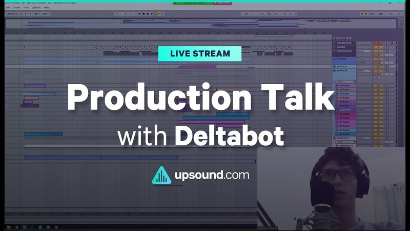 DELTABOT - Production Talk (July 2017)