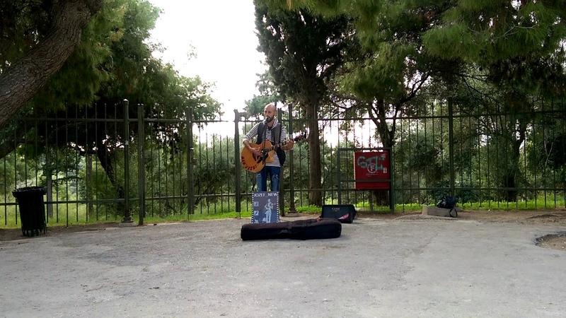სოსე ახალკაციშვილიSose Akhalkatsishvili - While My Guitar Gently Weepsდამდევმოდი წ