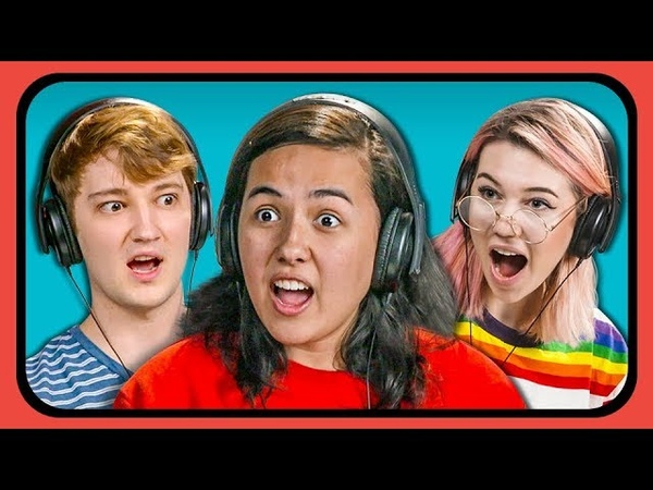 YouTubers React To Try Not To Sing Along Challenge (Internet Songs)