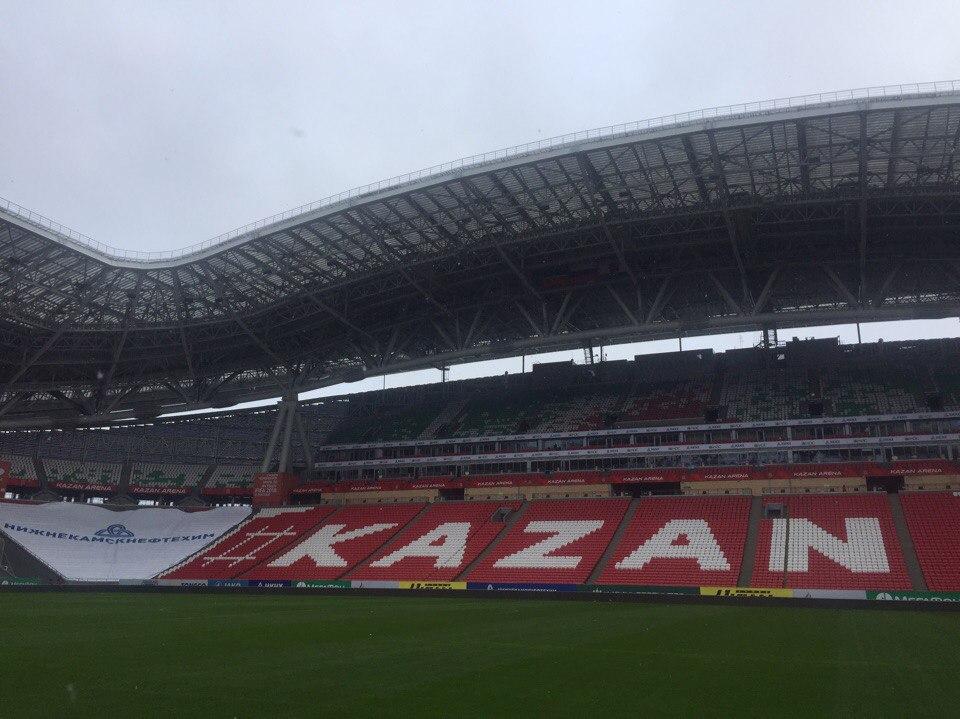 Букмекеры оценили шансы «Рубина» и «Локомотива» в матче РФПЛ