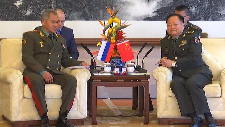 Шойгу: отношения России и КНР переживают один из лучших периодов за всю историю