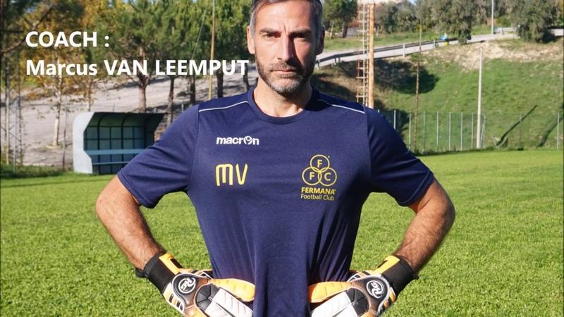 Goalkeepers Training (with WALL as REBOUNDER) - Italian Serie C / FERMANA FC - Berretti (U-19)