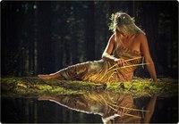 """На сайте 35PHOTO Владимир Зотов опубликовал фото под названием  """"Зеркало для нимфы """" ."""