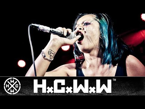 KAMIZOL-K - 69 FORCES - LIVE CLIP HELLFEST - HARDCORE WORLDWIDE (OFFICIAL D.I.Y. VERSION HCWW)