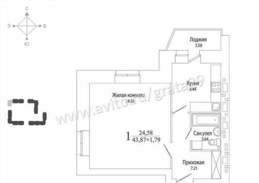 недвижимость Северодвинск проспект Победы 15