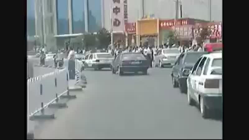 Геноцид Тюрков мусульман в Китае!