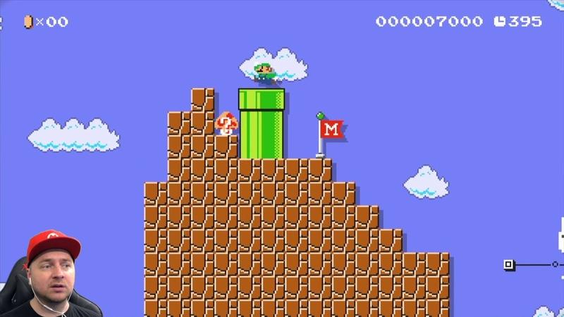 Super Mario Maker: обсуждаем Nintendo Direct 14.09.2018
