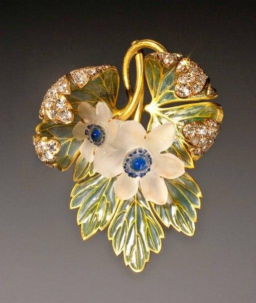 Rene Jules Lalique (1860-1945) Украшения. 42592