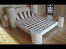🔴 Wonderful wooden beds. More 50 design examples!