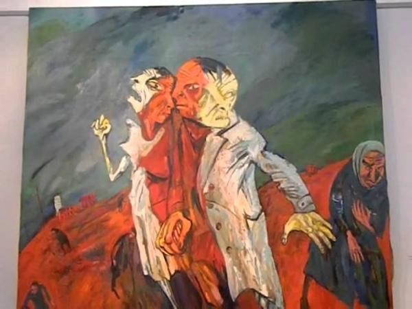 выставка Максим Кантор. Русский музей