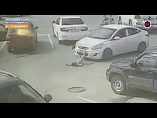 Мегаполис - Сбили ребенка - Нижневартовск