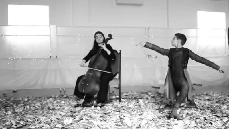 Prelude Cello suite n 1 Maria Nabeiro e Antonio Casalinho
