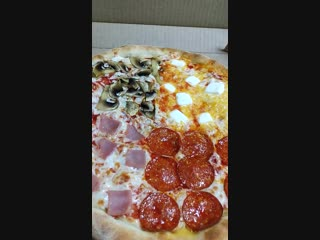 "Пицца ""кватро"" от oran g"
