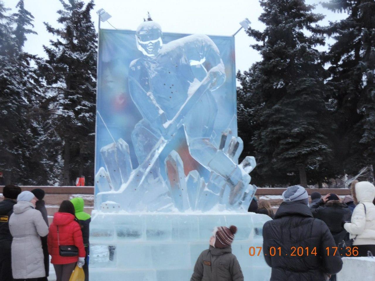 Хоккеист (17.01.2014)