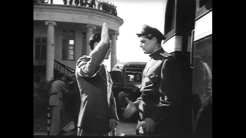 Повесть о настоящем человеке (1948). СССР. Х/ф. Военный. Исторический. Биография.