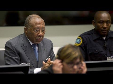 Бывший президент Либерии приговорен к 50 годам тюрьмы