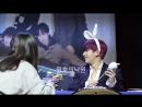 VK171119 MONSTA X fancam Wonho focus @ Daejeon Fansign