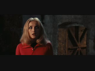 La Dama rossa uccide sette volte 1972 / The Red Queen Kills Seven Times / Красная Королева убивает семь раз HD 1080 (rus)
