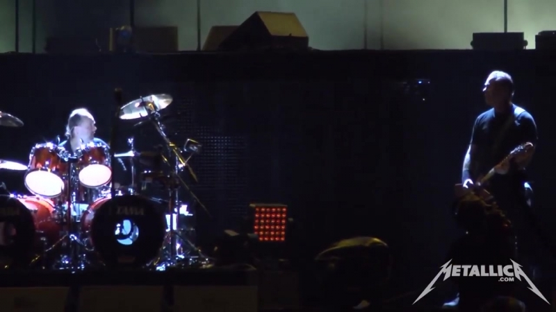 Metallica - For Whom The Bell Tolls The Call Of Ktulu (Live in Warsaw, Poland 2014)