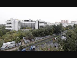 От Ховринской больницы осталось 100 тысяч кубометров мусора
