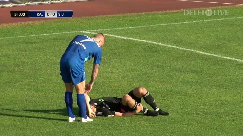 UEL.Nõmme Kalju - Stjarnan (full match)