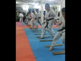 Увеличение подвижности в бою Кёкусинкай карате от Иранских воинов. Подготовка бойца.  http://vk.com/oyama_mas