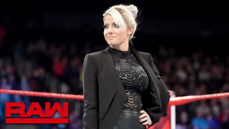 Video@alexablissdaily | Alexa Bliss reveals the Raw Women's Survivor Series Team: Raw, Nov. 12, 2018