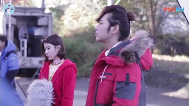 Чанг Гын Сок на съёмках первых серий в дораме «Beautiful Man» - HD - 7