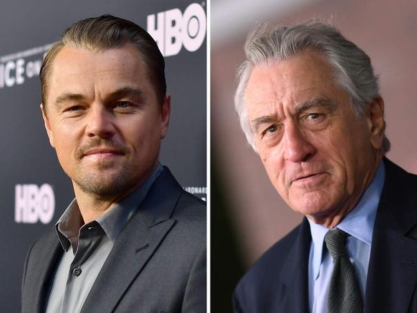 Леонардо ДиКаприо и Роберт Де Ниро дают шанс любому сыграть с ними в новом фильме Мартина Скорсезе