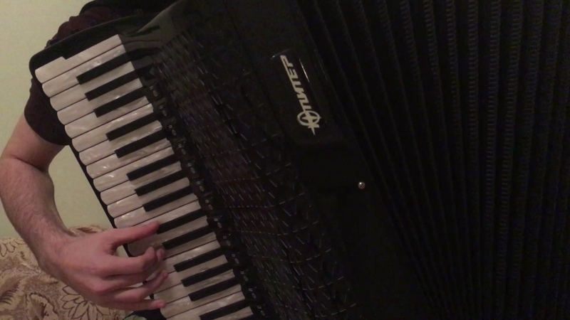Mike Oldfield Metal Gear Solid V - Nuclear | Accordion Cover