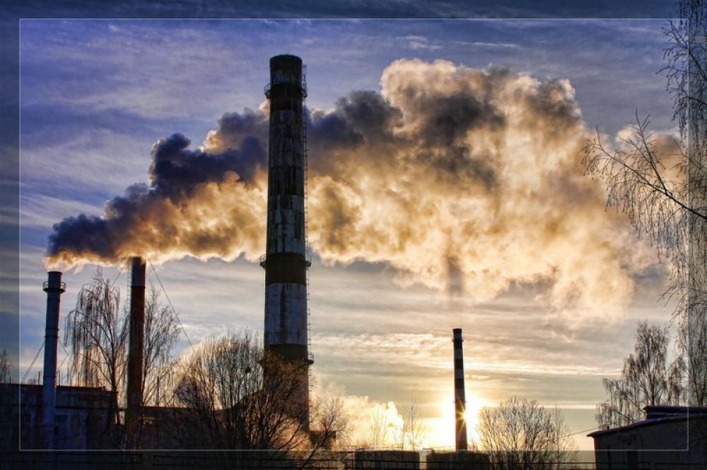 В Волжском районе несколько организаций загрязняют воздух