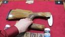 Приклад в Европейском Стиле и цевье ИЖ-27 и МР-27 из отборного грецкого ореха