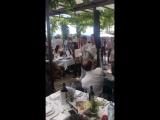 Дуэт Баян-Микс выступил на свадьбе главы МИДа Австрии