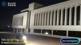 2018 Dubai Government facade lighting project