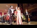 Спасибо Анне и Юсифу за эту незабываемую ночь! Teatro Colón 15.08.2018