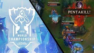 Kai'Sa pentakill by Zeitnot [2018 World Championship] | League of Legends
