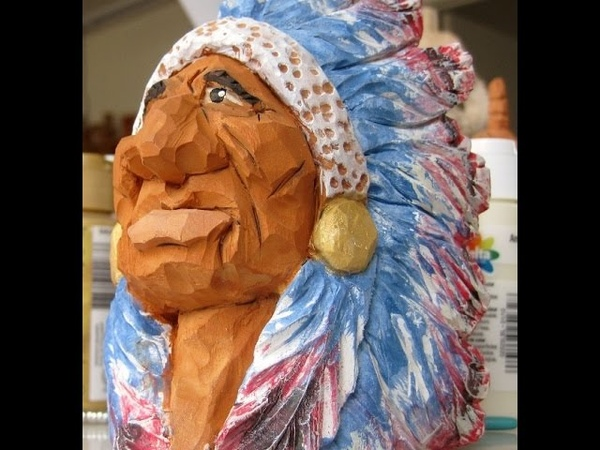 WOODCARVING WHITTLINGS AT LONG COVE
