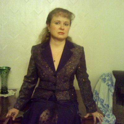 Анна Быкова, 14 сентября 1975, Мурманск, id176811213