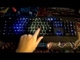Razer Blackwidow Ultimate Chroma Ripple Effect Update // How to use the Chroma Configurator