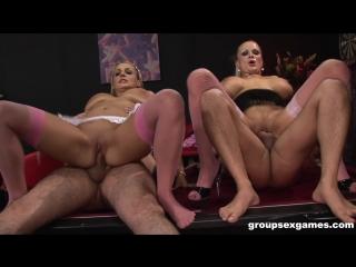 Wendy Star Cindy Behr Sharon Pink  Sex Porn Blowjob hardcore Group hard lesbian orgy секс порно Bitch Whore Slut MILF girls