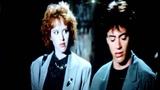 Robert Downey JrBlue suede shoes - Elvis Presley