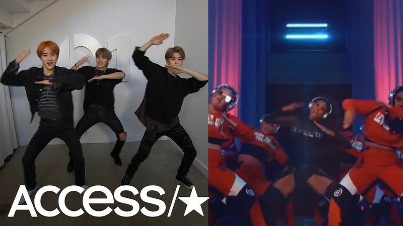 NCT 127 Takes On The 'Level Up' Challenge And Shows Off Their Ciara-Approved Moves!