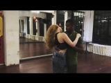 KIzomba FUSION, Alan Eufor &amp Anna Laguer, Derzhi Ritm dance school