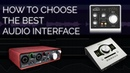 How To Choose The Best Audio Interface For Your Home Studio - Audient iD14 Review