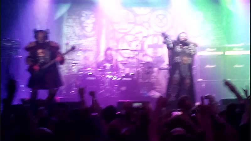 Lordi - Naked In My Cellar (Live In Moscow 15.12.2018)