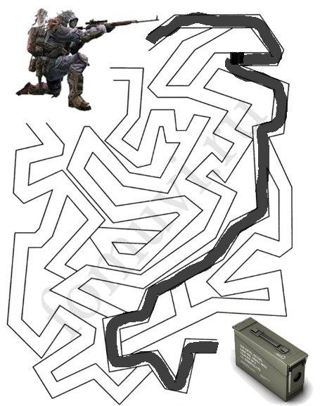 решение графической головоломки