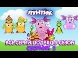 Лунтик - Все серии подряд 5 сезон