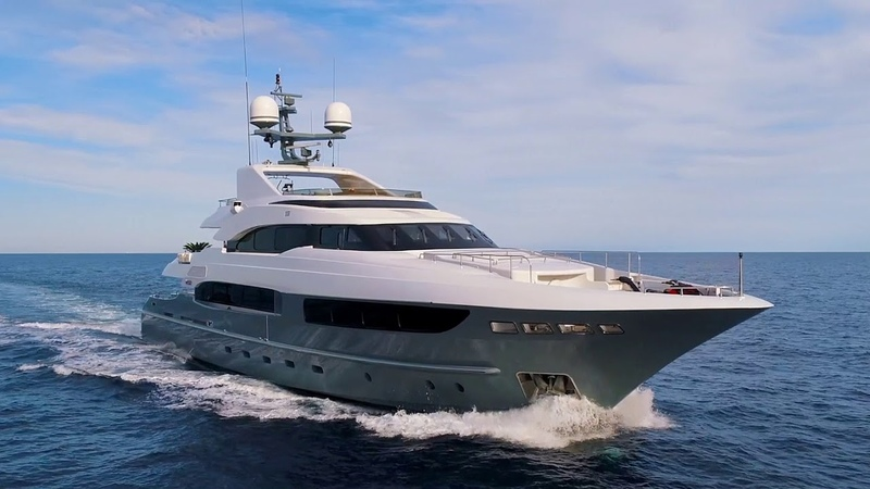LEGENDA - Mondomarine 41m by Imperial Yachts